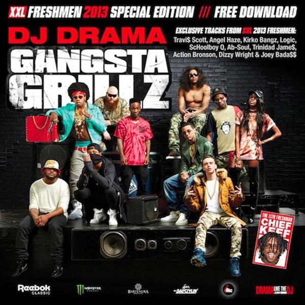 XXL 2013 Freshmen Mixtape