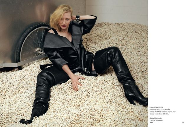 Cate Blanchett for 032c No.24 Summer 2013-5
