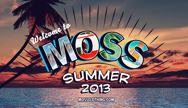 Moss 2013 Spring Summer Lookbook Diplo and Major Lazer
