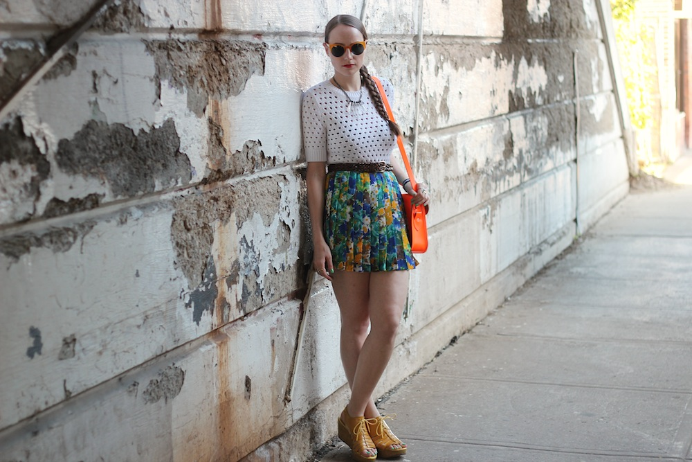 What I wore Spring 2