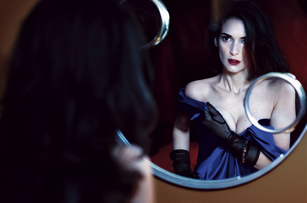Winona Ryder for Interview Magazine May 2013-6
