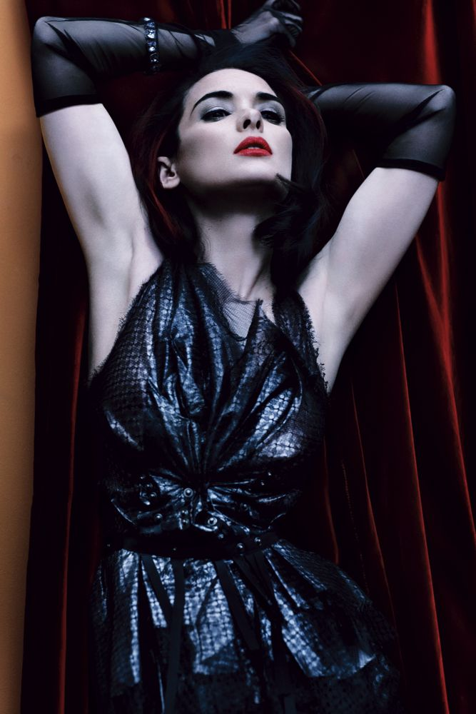 Winona Ryder for Interview Magazine May 2013-7