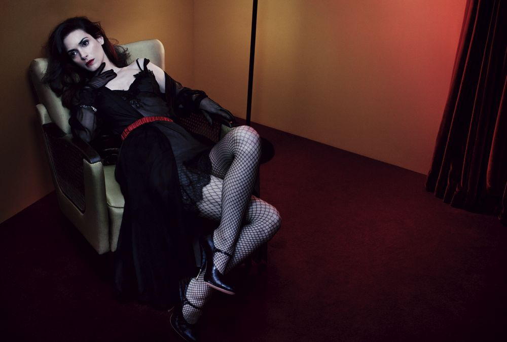 Winona Ryder for Interview Magazine May 2013-8