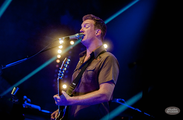 Queens of the Stone Age Live From Studio Brussel Club 69