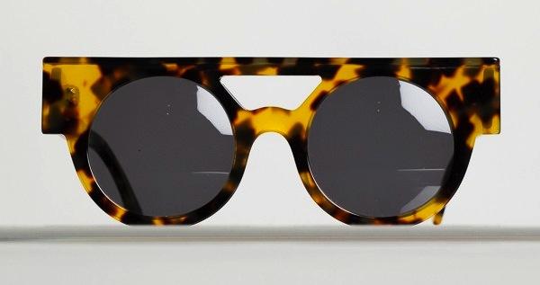 Illesteva Meyer Tortoise Sunglasses