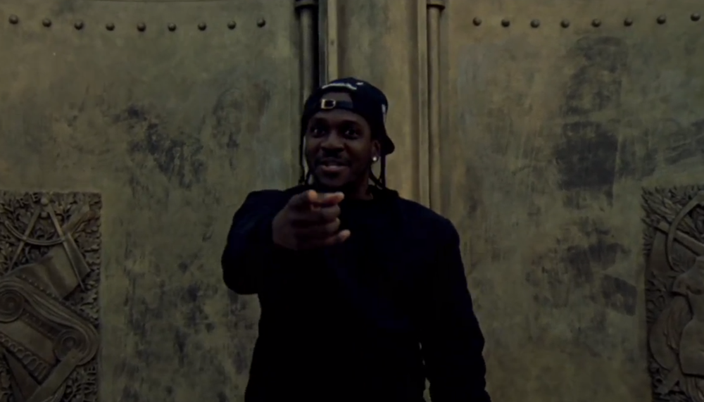 Pusha T Numbers On The Boards Video