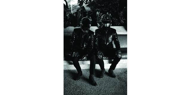 Daft Punk CR Fashion Book May 2013 thumbnail