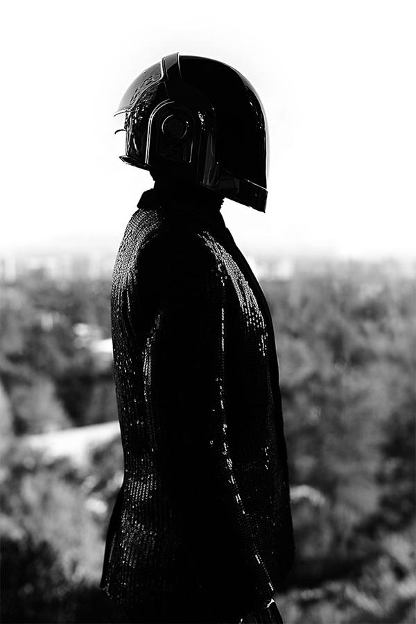 Daft Punk CR Fashion Book May 2013
