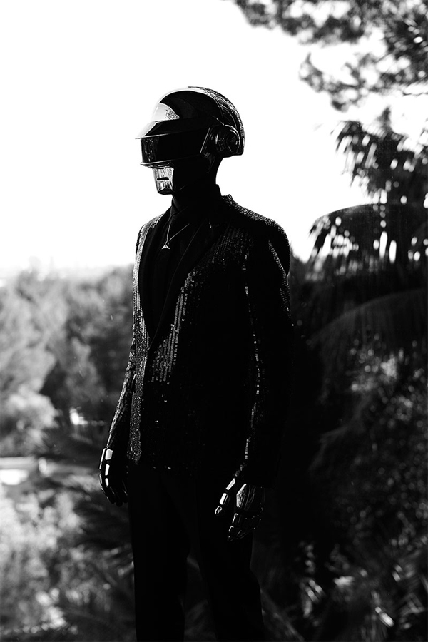 Daft Punk CR Fashion Book May 2013