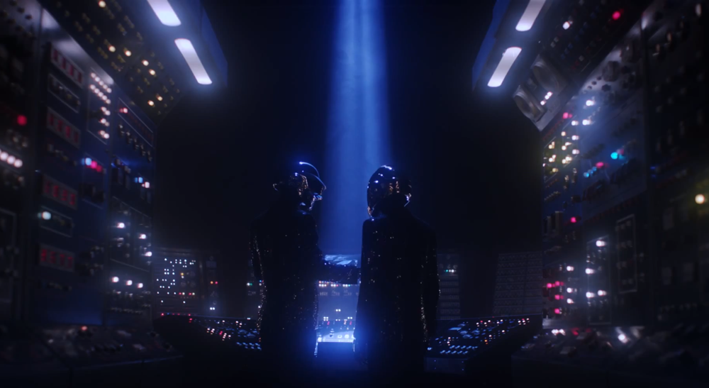 Daft Punk Random Access Memories Unboxed Video