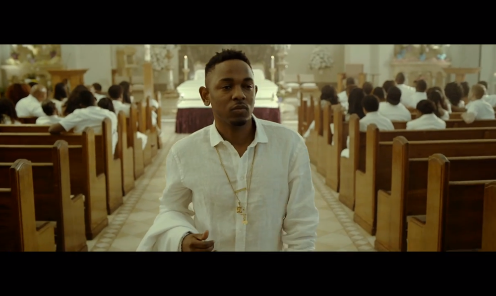 Kendrick Lamar Bitch Dont Kill My Vibe Music Video