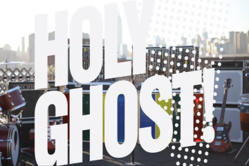 Holy Ghost Dumb Disco Ideas Video
