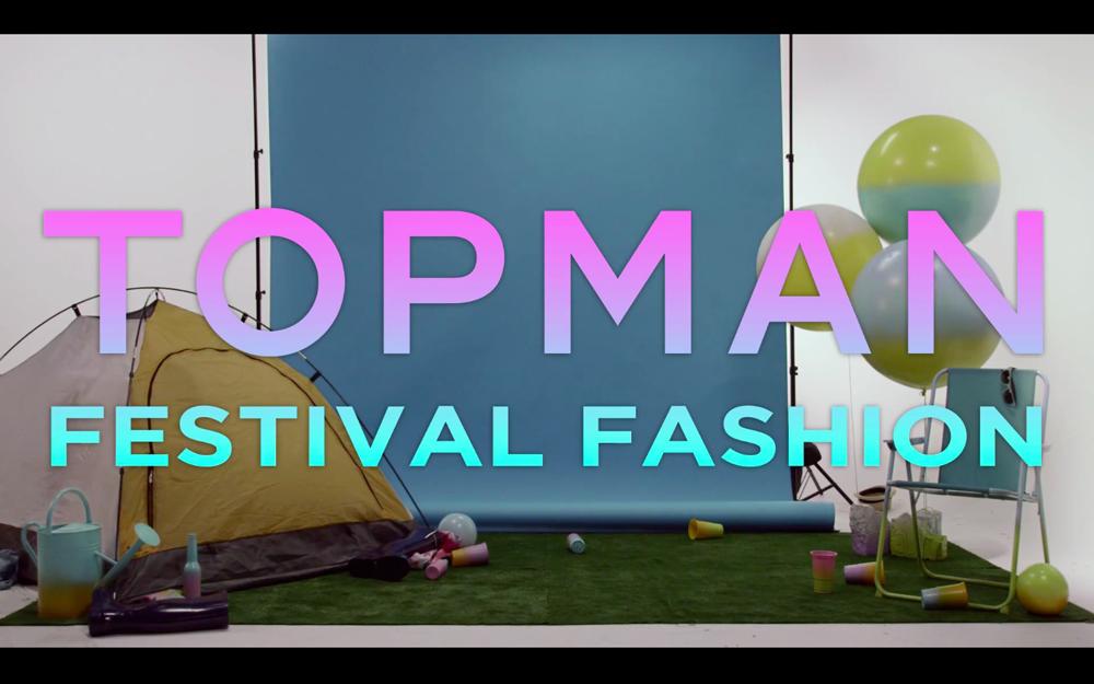 TOPMAN Spring Summer 2013 Festival Video