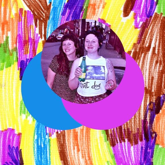 Katie and Allison Crutchfield Oblivion (Grimes Cover)