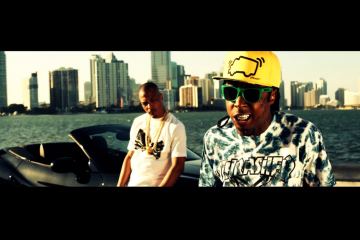 T-I-Lil Wayne Wit Me Music Video