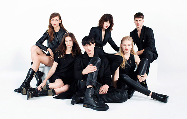 The new VERSUS VERSACE Campaign