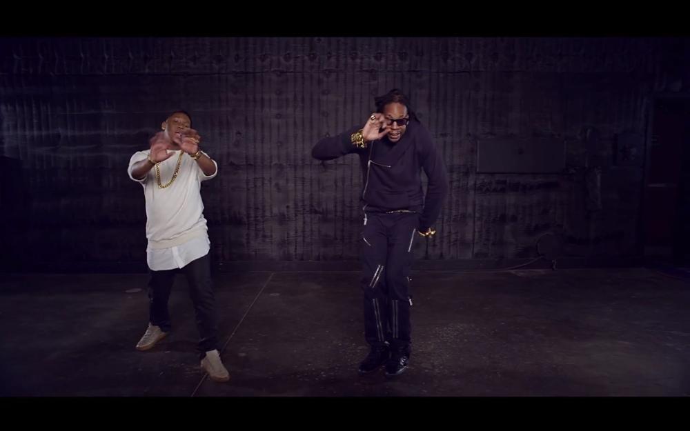 Hit-Boy Fan 2 Chainz Music Video