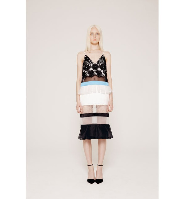 Karla Spetic Spring Summer 2013:14 Lookbook-8