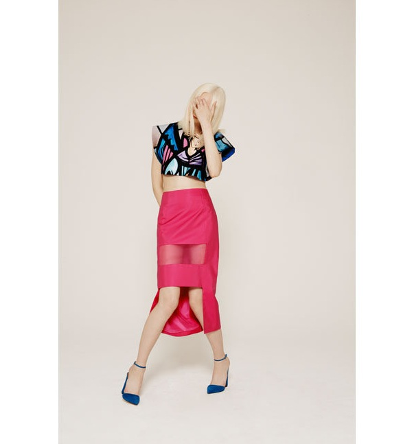 Karla Spetic Spring Summer 2013:14 Lookbook-9