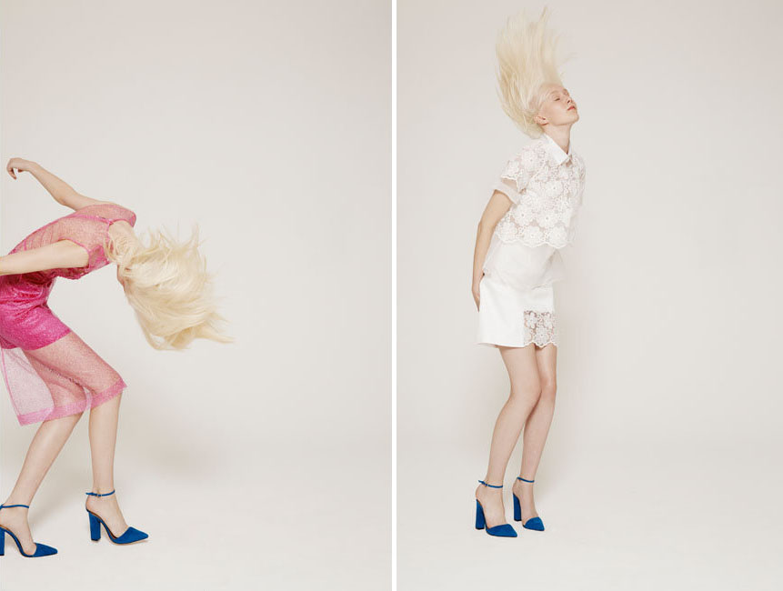 Karla Spetic Spring Summer 2013:14 Lookbook