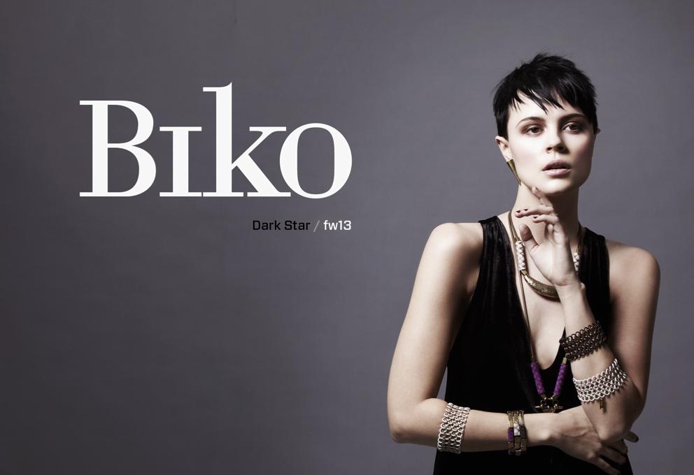 Biko Jewellery Fall Winter 2013-2
