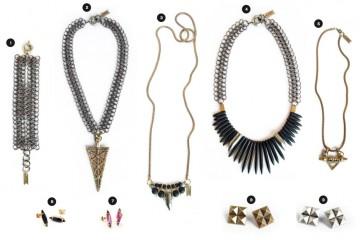 Biko Jewellery Fall Winter 2013