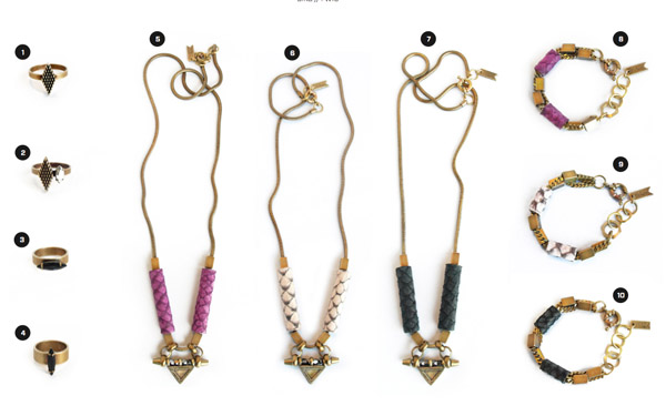 Biko Jewellery Fall Winter 2013-4