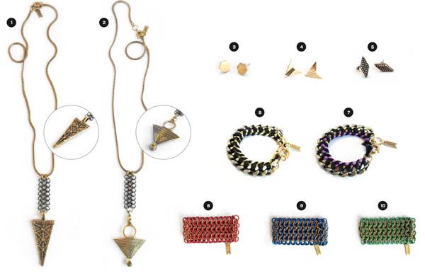Biko Jewellery Fall Winter 2013-5