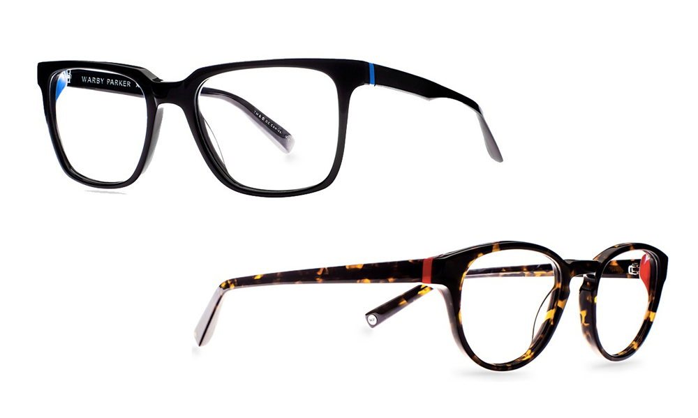 Warby Parker Man of Steel Glasses Collection