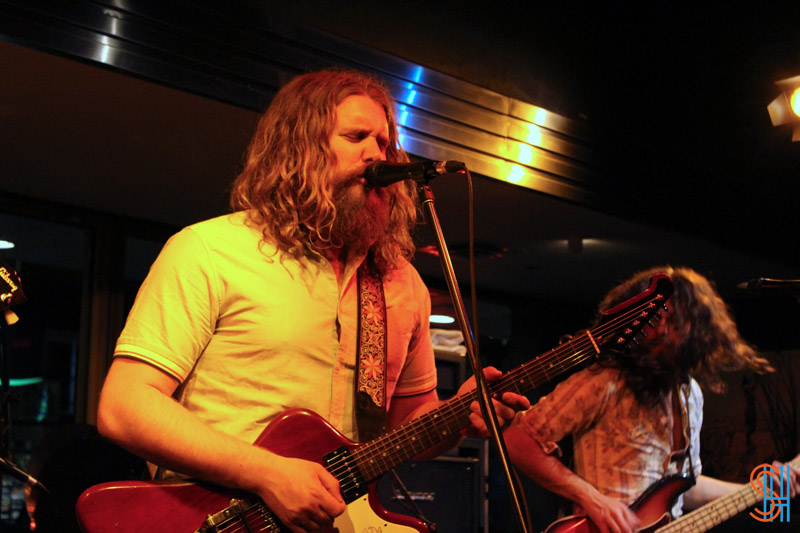 The Sheepdogs & The Treasures play Levi's 501 Anniversary Party at The Drake Hotel