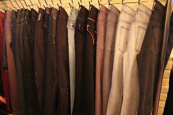 Hudson Jeans Fall Winter 2013-2