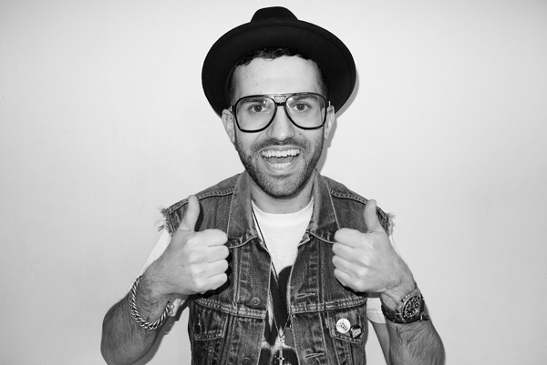 A-Trak Dave 1 Photographed by Terry Richardson