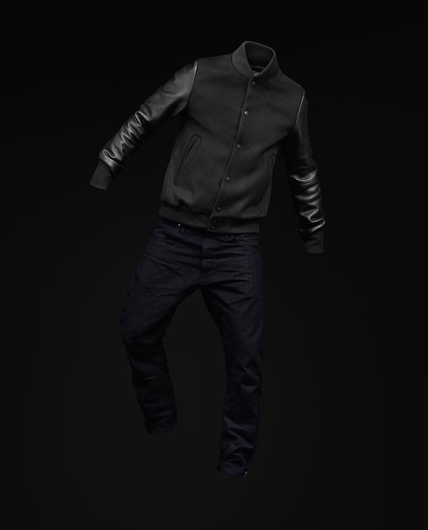 Marc Newson x G-STAR Fall Winter 2013