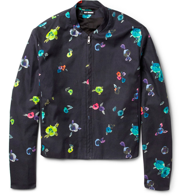 Raf Simons x Mr Porter Exclusive Limited Edition Collection