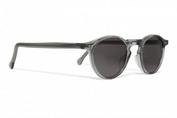 Illesteva Marco Round-Frame Sunglasses