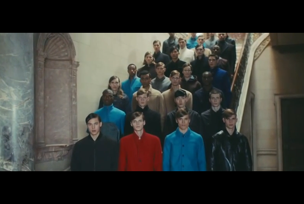 Male Models Sing Daft Punk Get Lucky