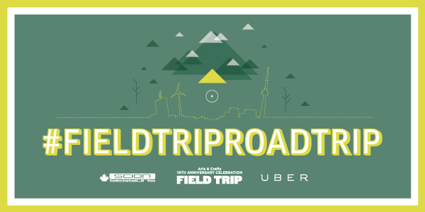 UBER Field Trip Promo