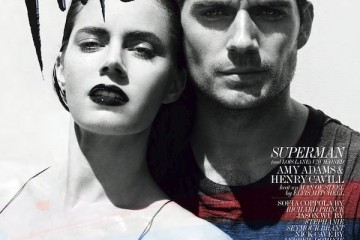 Amy Adams & Henry Cavill for Interview June:July 2013