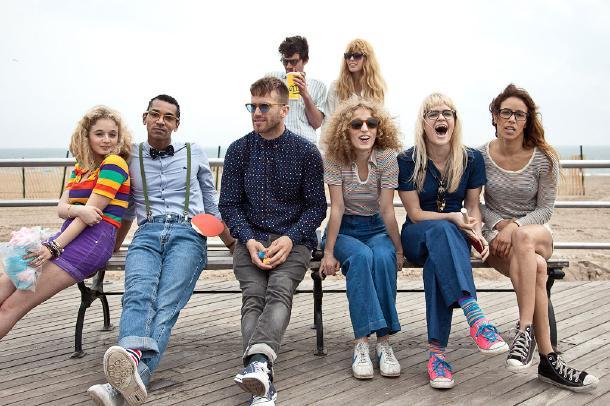 Warby Parker 'Ocean Avenue'