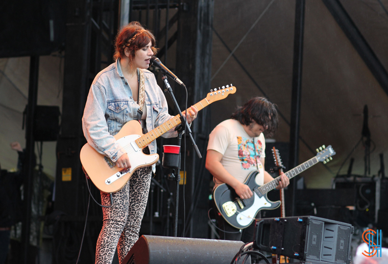Best Coast at Governors Ball 2013