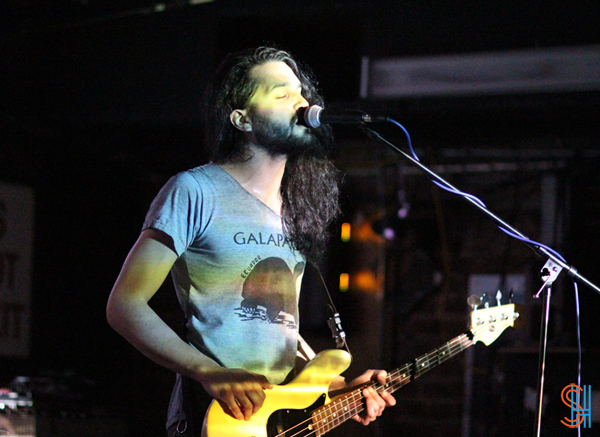 Monogold at Mercury Lounge 2013-2