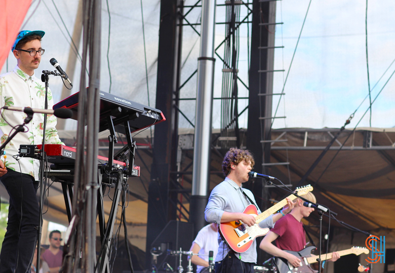 Alt J at Governors Ball 2013-2