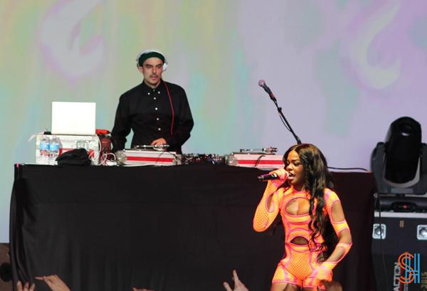 Azealia Banks Governors Ball 2013-3