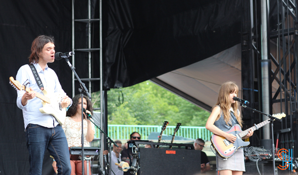 Dirty Projectors at Governors Ball Music Festival 2013-4