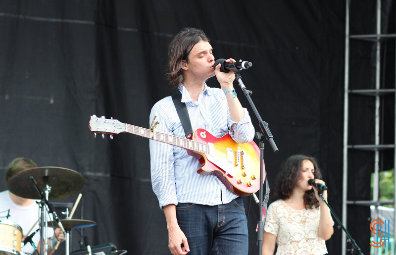 Dirty Projectors at Governors Ball Music Festival 2013