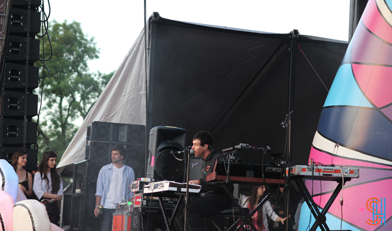 Animal Collective at Governors Ball 2013