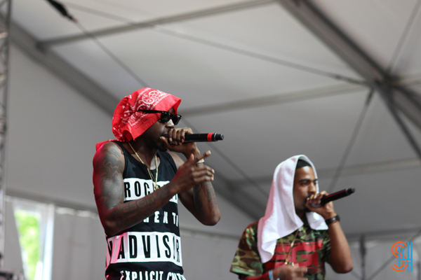 Freddie Gibbs at Governors Ball 2013-2