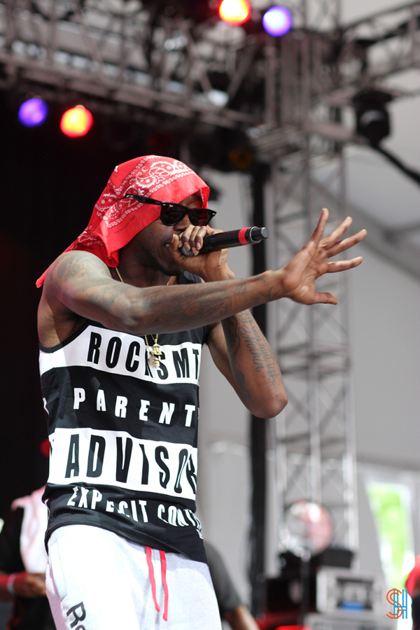 Freddie Gibbs at Governors Ball 2013-4