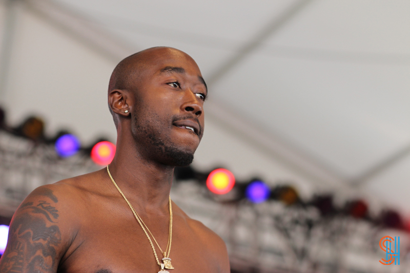 Freddie Gibbs at Governors Ball 2013