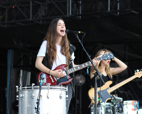 Haim at Governors Ball 2013-2